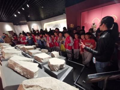 """兖博""""中小学生走进博物馆""""活动又来啦!"""