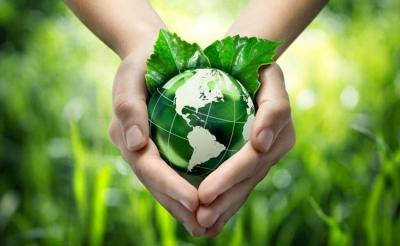 """峄山镇开展""""世界地球日,环保袋回家""""主题活动"""
