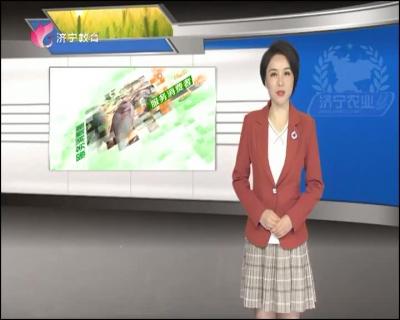 济宁农业 — 20190409