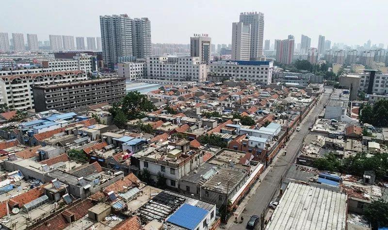 济宁首批棚改最新进度!高新区6个城中村已进入拆迁工作