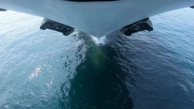震撼!首艘国产航母第五次海试,大量内部画面公开