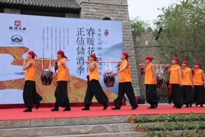 山東首屆梁山泊儲酒文化節舉辦 弘揚水滸文化