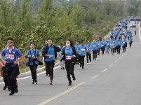 青春心向黨建功新時代|鄒城市紀念五四運動100周年健步走活動舉行