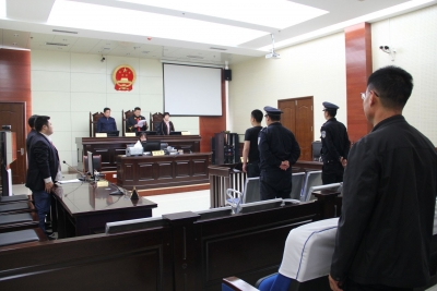 掃黑除惡|金鄉法院集中宣判3起尋釁滋事罪案件