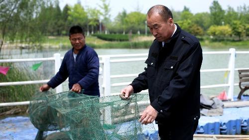 建设太白湖景区40年,杭武原用汗水实现梦想
