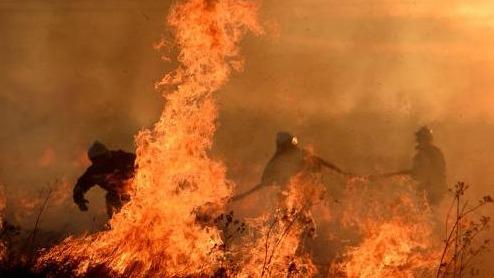 望嶽談|回望曆史上有名的大火:別讓一把火火了自己
