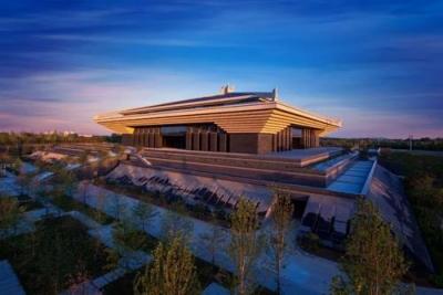 """孔子博物馆带观众试运行,一图了解""""孔子文化的集大成之所"""""""