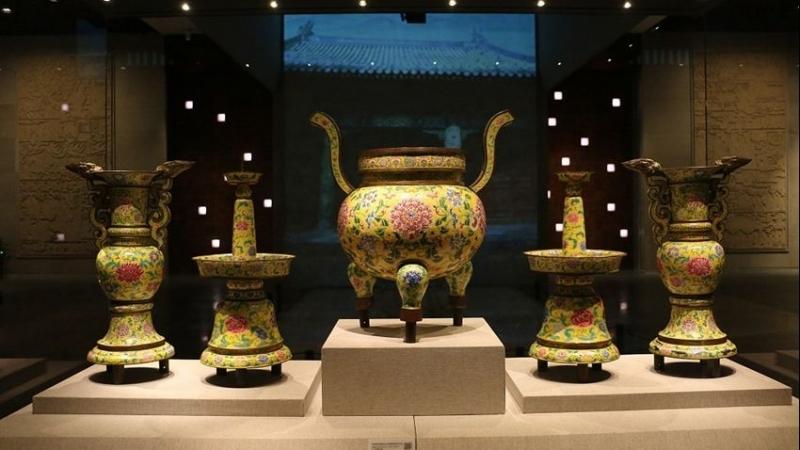 探访曲阜孔子博物馆 总建筑面积5.5万平方米