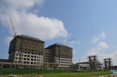 """水浒故里梁山,他们倾力建设""""不一样的城市"""""""