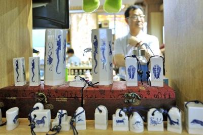 一方瓷印承载千年文化!济宁陶瓷印章惊艳亮相深圳文博会