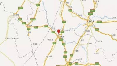 吉林松原发生5.1级地震 哈尔滨长春震感强烈