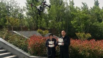 种植罂粟又一人被拘留!济宁公安启用无人机航拍逐村巡查