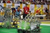 周末來鄒城看機器人對抗 全國54所高校一爭高下