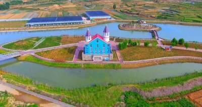 康王谷花世界首届热气球网红文化旅游节惊艳来袭