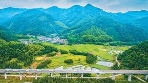 美丽中国正在加速前行