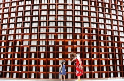 探訪曲阜孔子博物館 總建筑面積5.5萬平方米