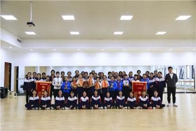 摘金夺银  笑傲泉城 ——济宁体育舞蹈超燃