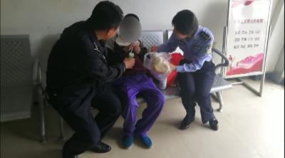 自闭症少年迷失济宁街头  警民合力帮他找家
