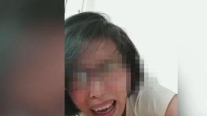 女子用视频设备取证过程中被殴打 家暴者该当何罪