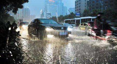 """从早热到晚?冷空气,降雨和8级阵风来""""救场""""!今明两天""""雨露均沾""""山东大部分地区"""