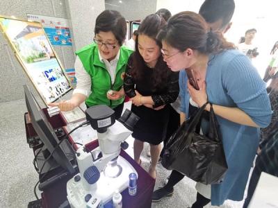 济宁健康传播教育基地揭牌 直观了解身边的健康危险因素