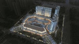 总投资20亿!太白湖新区126亩城市综合体项目规划出炉