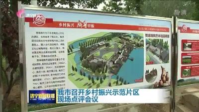 乡村振兴|推进示范片区创建 打造齐鲁样板引领区