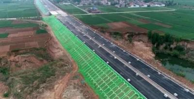 最新進展|棗菏高速微山段橋梁工程總體完成70%