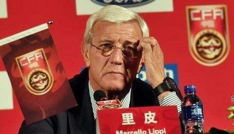 官宣!里皮重掌国足帅印 将率队冲击世界杯