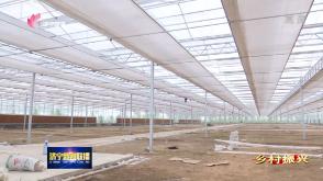 乡村振兴|投资1800万 鱼台新建农业科技示范园