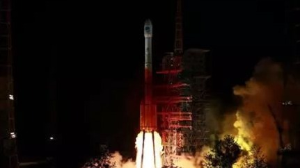 厉害了我的国!又一颗北斗导航卫星成功发射