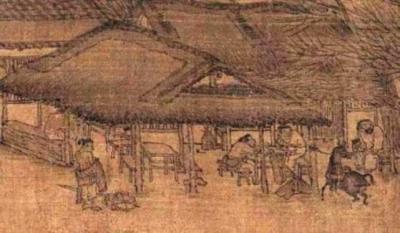 《清明上河图》暗藏细节:原来宋朝就有打包外卖