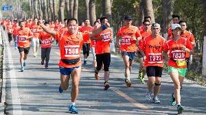 蓼河新区半程马拉松周日开跑 第一名可获万元现金大奖
