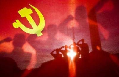 """重磅!中国共产党为什么""""能"""""""