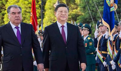 习主席访问中亚两国并出席上合峰会和亚信峰会成果丰硕