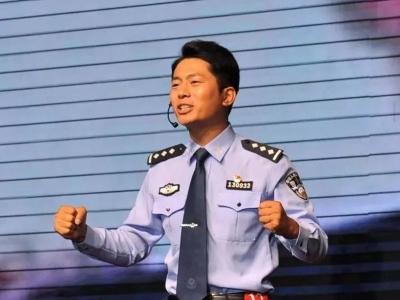 """走近梁山基层民警杨坤:他是情洒黄河滩区的""""励志哥"""""""