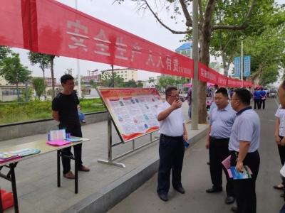 金乡:安全教育一刻也不能松 他们把责任扛在肩上