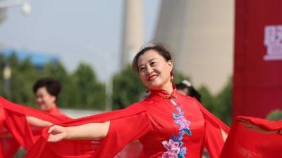 济宁最炫广场舞大妈来啦