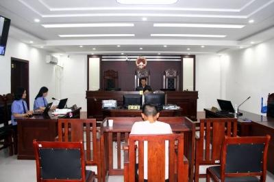 当庭宣判  嘉祥县检察院办理首例认罪认罚速裁案件
