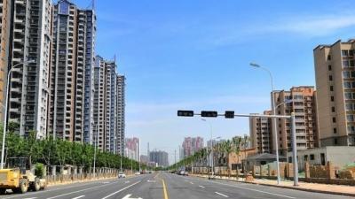 出行更方便 濟寧太白湖新區3條道路提前完工通車