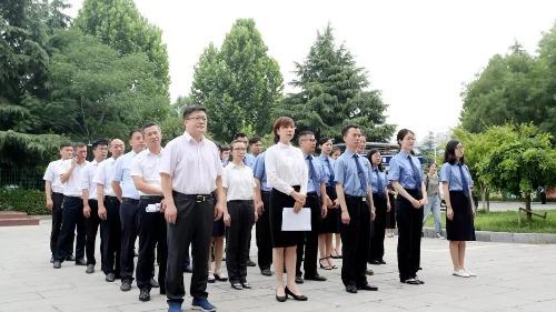 济宁市区政法系统首家法律援助工作站落户高新区