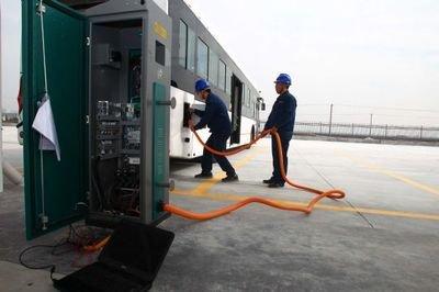 山东已建成1507座充电站 率先试点新充电接口