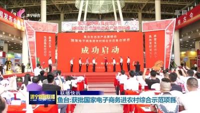 鱼台:获批国家电子商务进农村综合示范项目