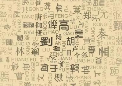 """别再乱认""""老家""""了!中国姓氏分布图出炉,看看你的根在哪里?"""