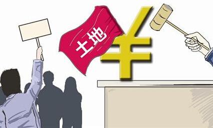 济宁高新区如意东片区商服用地拍出  成交价8801万元