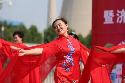 活力飞扬展风采 济宁这一届广场舞精英选拔赛美爆了!