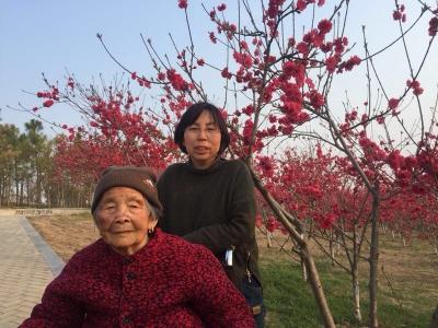 """感动!刘桂芹:""""娘在家就在,你陪我长大,我陪你变老"""""""