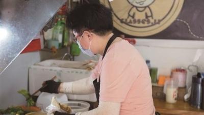 24年,她的夹饼陪伴了一代济宁人