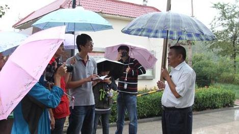 """曲阜张佃壮入围2019年度""""全国十佳农民""""推荐人选"""