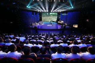 《问政济宁》第二期节目录制现场